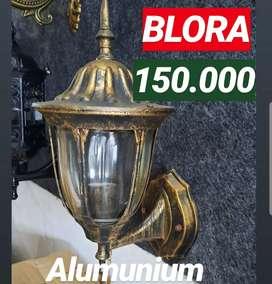 Lampu Antik Minimalis Dinding Gantung Dan tiang