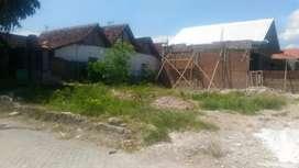 Dijual Tanah Barat PG Madukismo