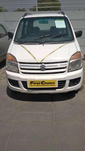 Maruti Suzuki Wagon R LXI, 2008, Petrol