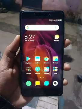Redmi  Note 4, 64gb phone in new condition with box