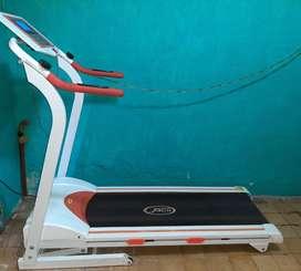 Treadmill jaco Electric bekas rasa baru