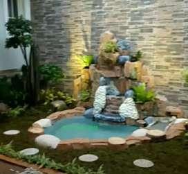 Tukng kolam di depok tukang taman