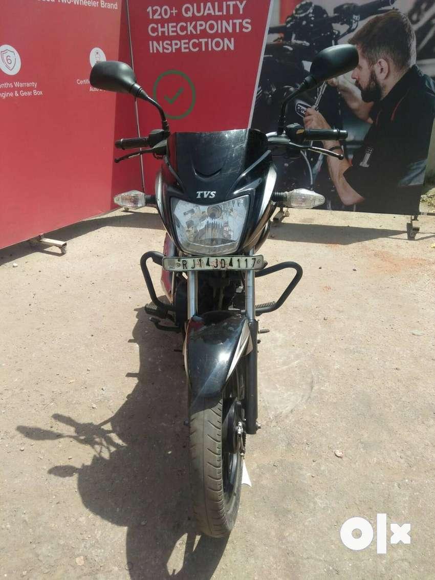 Good Condition TVS StarCity  with Warranty | CSS 4117 Jaipur 0