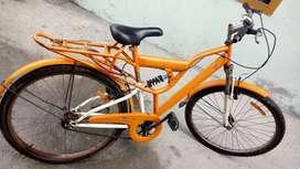 सही कैंडिसन में है साईकल