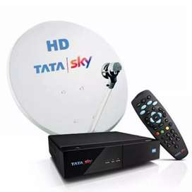 Tata Sky SD New Connection