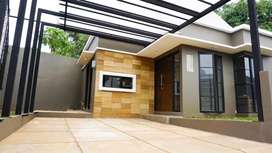 Rumah Baru Cantik LT/LB 124/85 Tangsel
