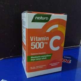 Natura Vitamin C 500 mg