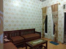 Rumah dikontrakan kamar 3