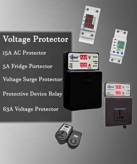 Different Types of Voltage Protector in all over Pakistan