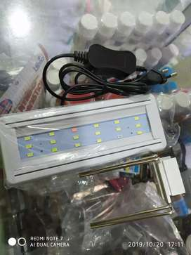 Led aquascape putih dan RGB