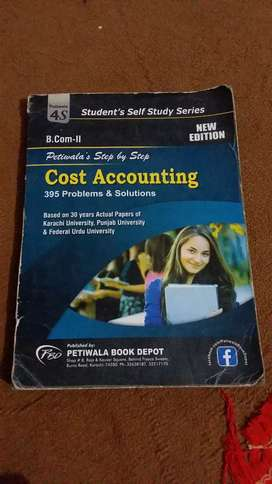Cost accounting for B.Com part 2