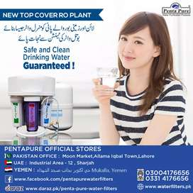 PentaPure Ro Plant with Stand & Top Cover - Best Water Filter for Home