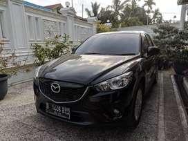 Dijual Cepat Mazda CX-5 2.5 GT 2014