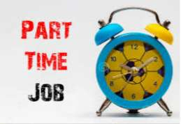 Part time/Full time Jobs