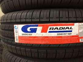 BAN GT RADIAL 225/65 R17 SAVERO SUV