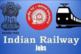 Requirement for Indian railways job