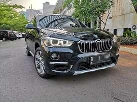BMW X1 2017 Hitam X-Line Full Ori