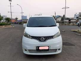Nissan evalia HWS 2014 putih matic tdp 19 juta