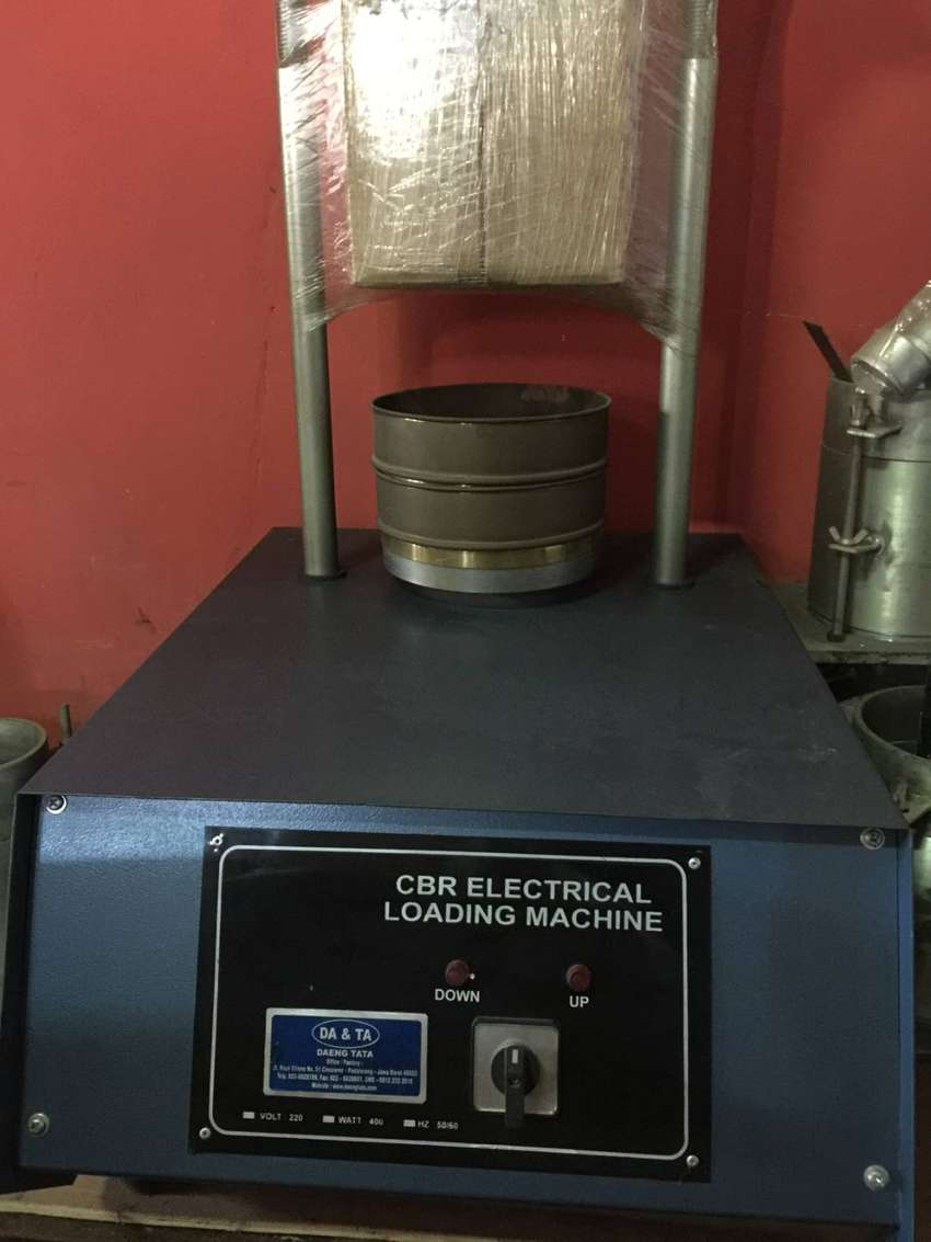 Laboratory CBR Test Machine