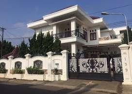 Rumah Mewah di Pusat Kota Palembang