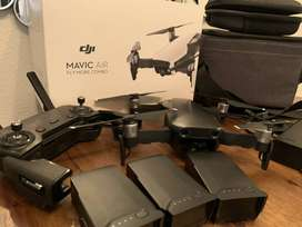 DJI Mavic Air Fly More Combo Quadcopter