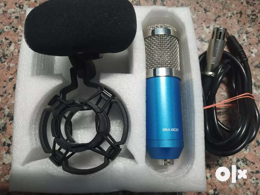 Bm 800 mic set 0