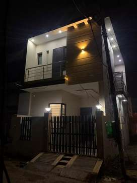 Brand new kothi appox 3 Marla's in just 31 lacs near by curo pvr 66 ft