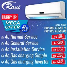 No.1 Inverter Ac installaton, Ac Serivces and Repair with Gas filling