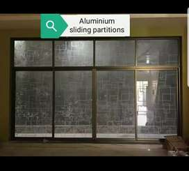Glass Aluminum Work