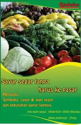 Layanan Sayur Online