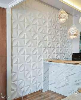 Pusat wallpaper vinyl dan wallpanel 3d bali
