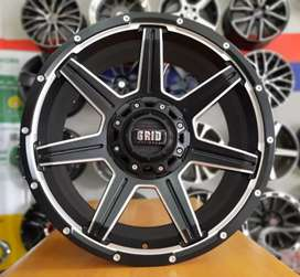 VELG OFF ROAD RING 29X9.0 PCD 6X139.7 MODIF PANTHER PAJERO FORTUNER
