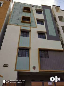 New 2 bhk apartment with 1 bathroom in Singsandra