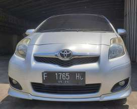Toyota Yaris 2010 Bensin