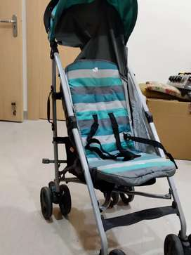 Joie europe brand pram for children between  2 months to 4 years  to