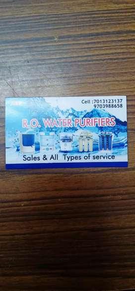Water purifier All brands service
