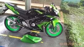 Kawasaki Ninja rr 2014