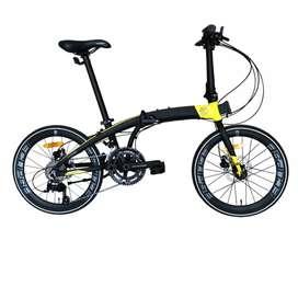 Sepeda Lipat Ecosmo Z9 B2W