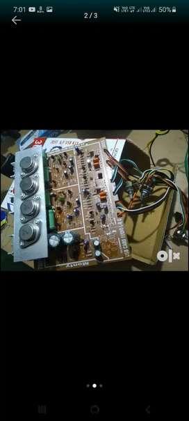 2n3773 amplifier board