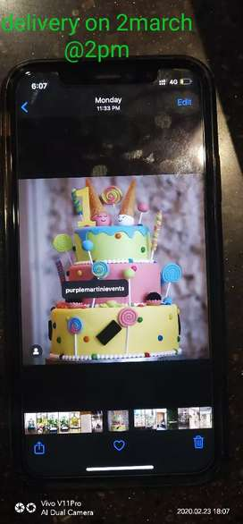 Looking for a customosed cake 3d cake,pastry maker.