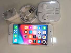 APPLE I PHONE 6 16GB WITHOUT USED BRANDED CONDITION WITH WARRANTY