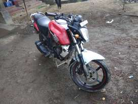 Fzs 2013 model with good condition