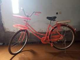 Sepeda mini ukuran dewasa