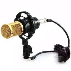 Mic BM 800 Condensor untuk Recording