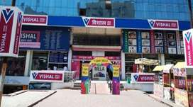 NEED FRESHER FOR SHOPPING MALL