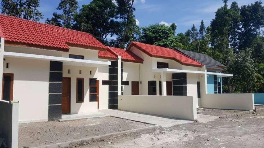 Rumah Minimalish Utara Prambanan Siap KPR Harga Murah 0