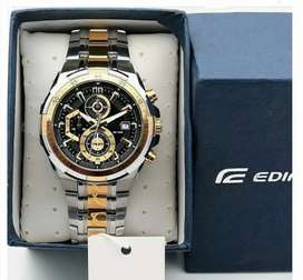 Edifice Premium chain watches CASH ON DELIVERY  price negotiable hurry