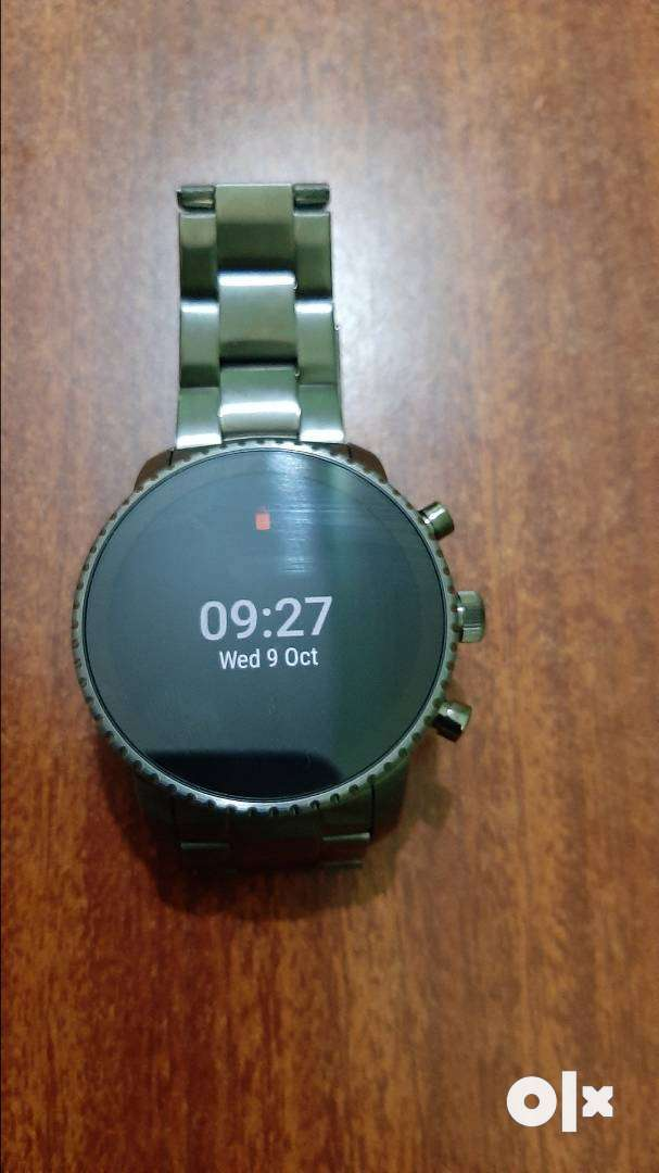 FOSSIL 4TH GENERATION WATCH FOR SALE NEW 0