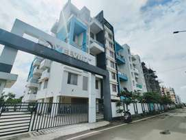 Prime Location,2BHK % Flat for Sale located In Thergaon-Wakadnr Indira