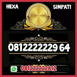 Nomor cantik simpati Super Hexa